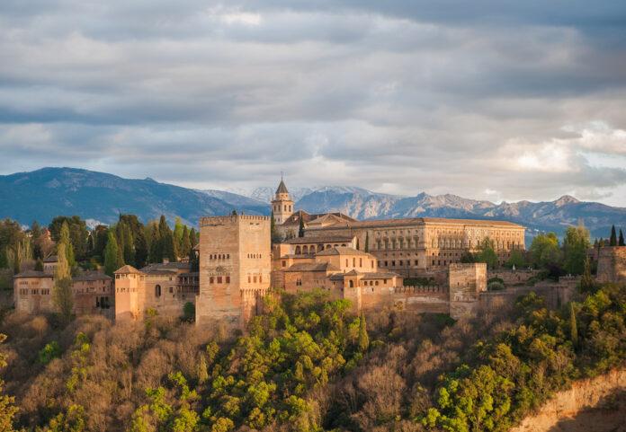 Lugares turísticos en España