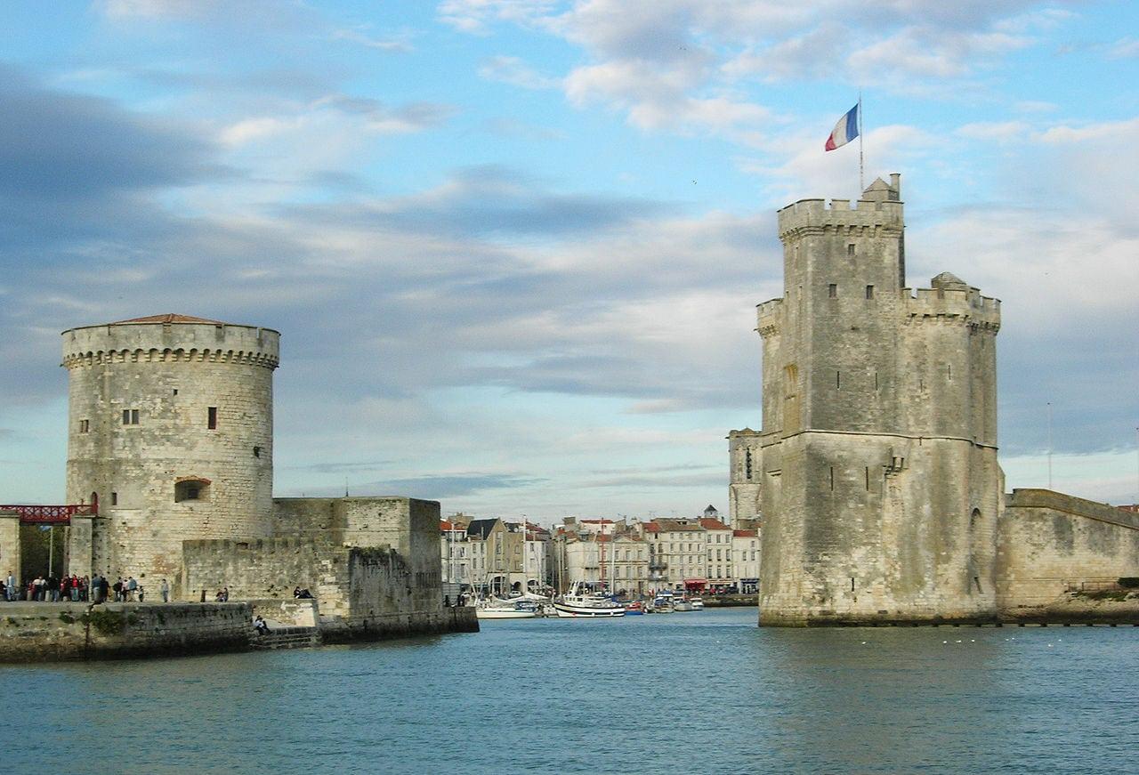 Lugares Turísticos de La Rochelle