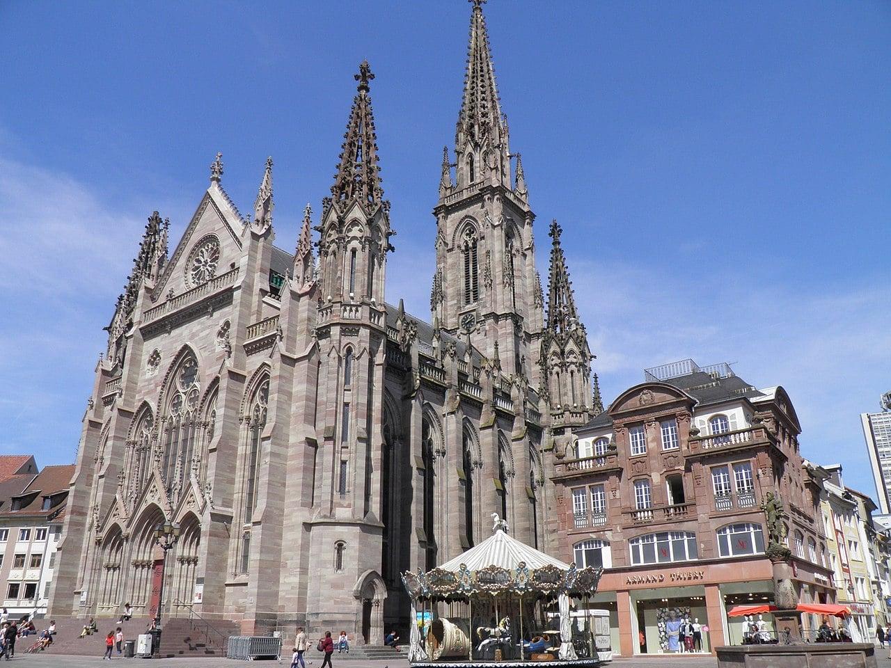 Lugares Turísticos de Mulhouse