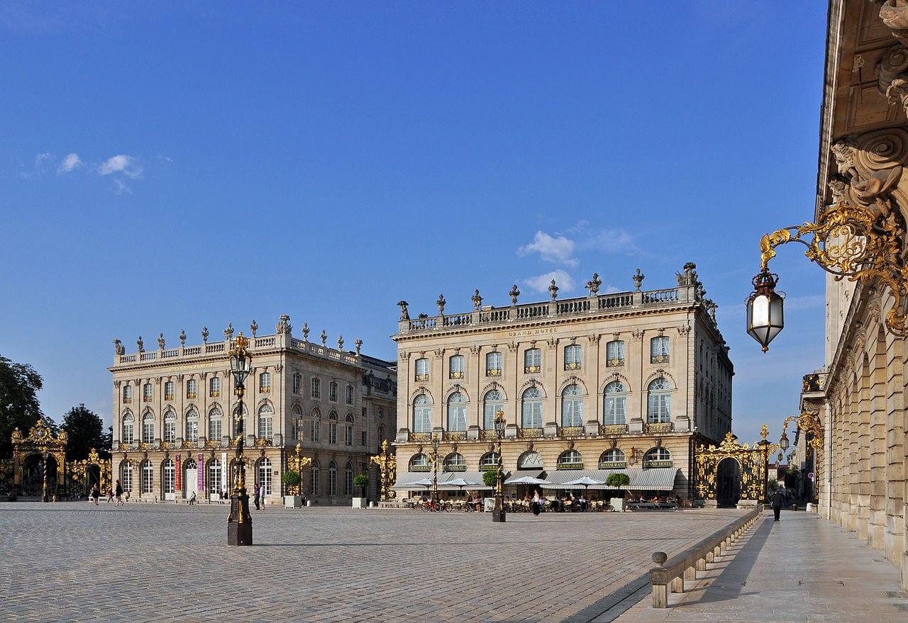 Lugares Turísticos Nancy