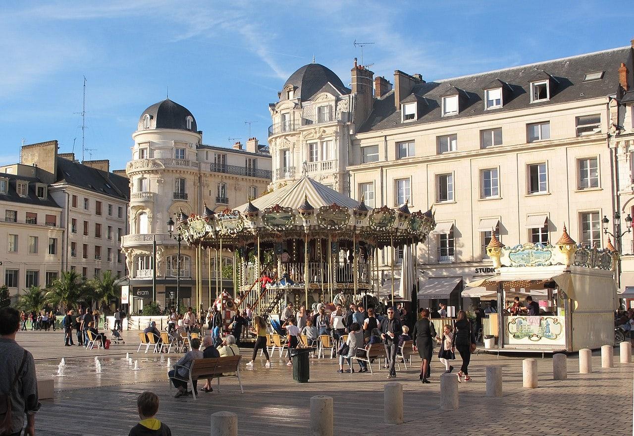 Lugares Turísticos de Orleans