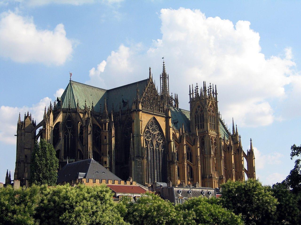 Lugares Turísticos de Metz