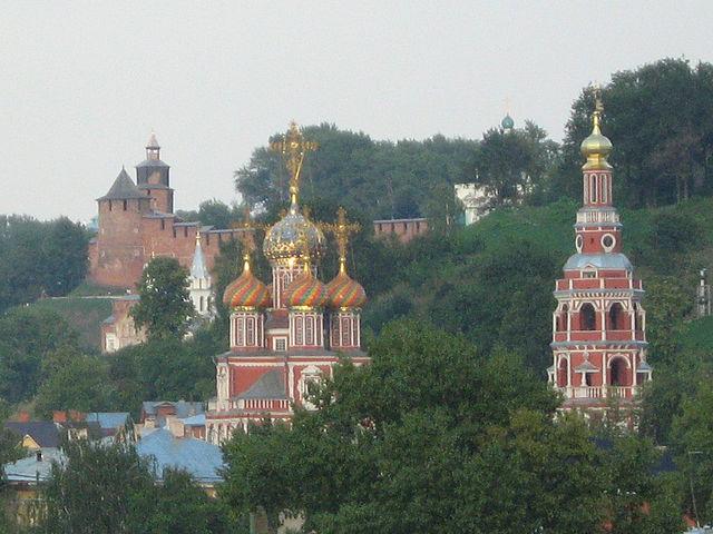 Lugares Turísticos de Nizhny Novgorod