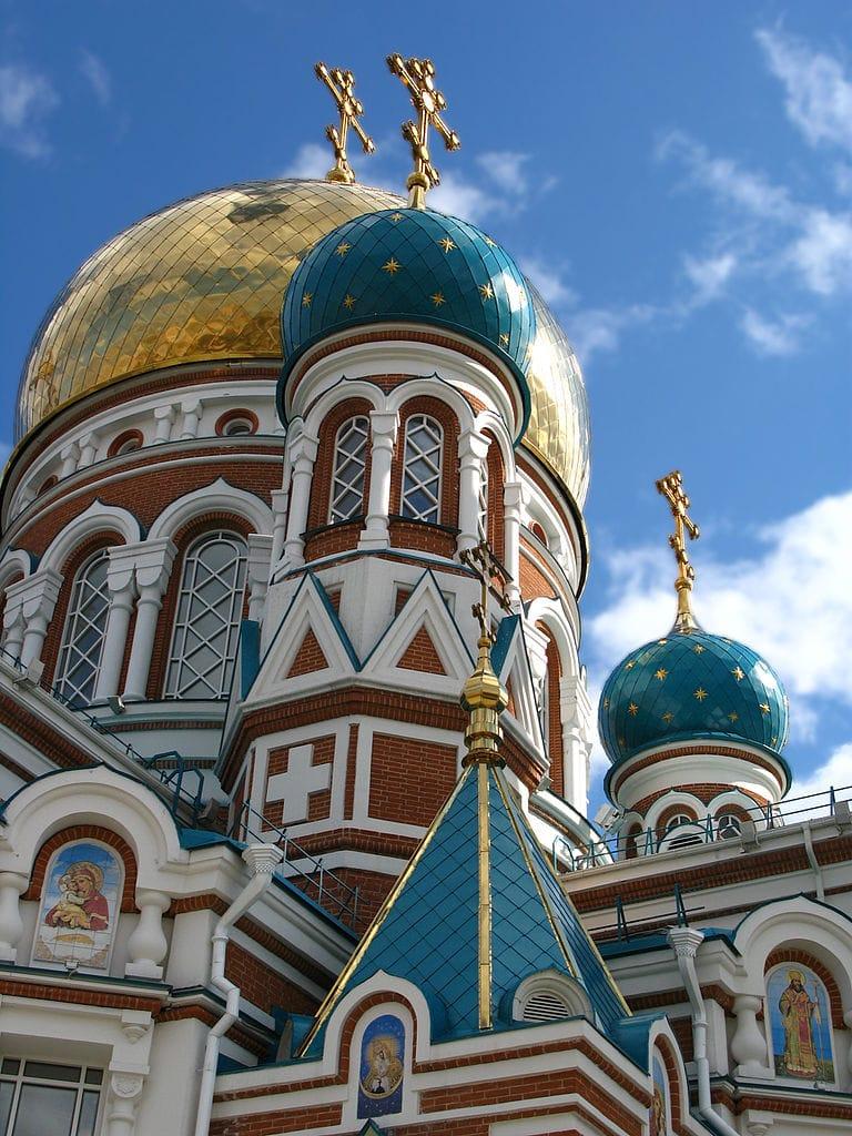 Lugares Turísticos de Omsk