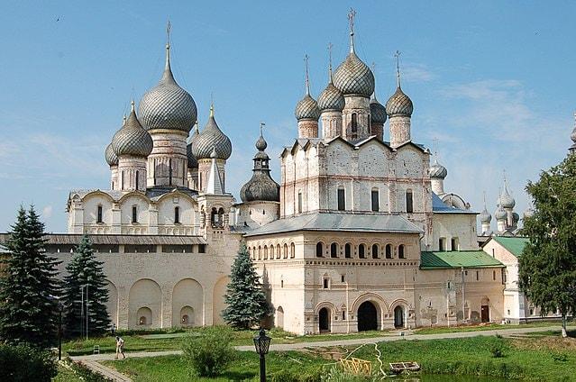 Lugares Turísticos de Rostov