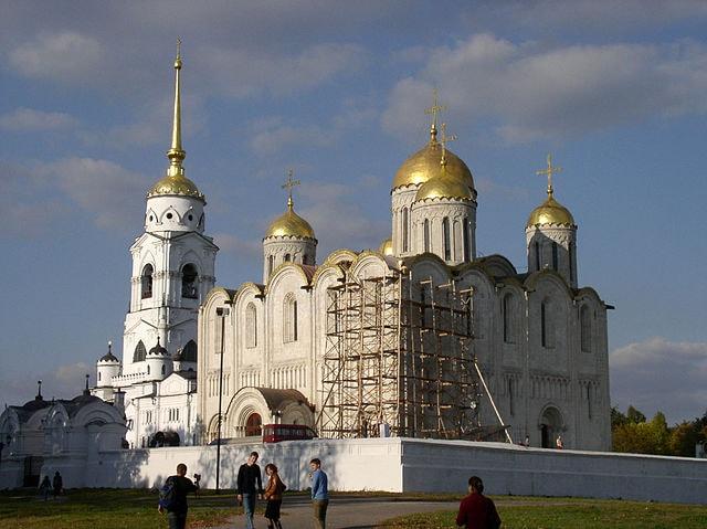 Lugares Turísticos de Vladimir