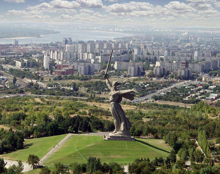 Lugares Turísticos de Volgogrado