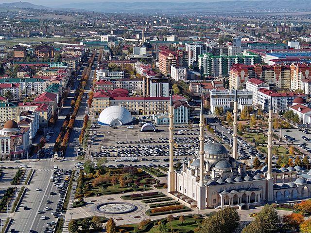 Lugares Turísticos de Grozny