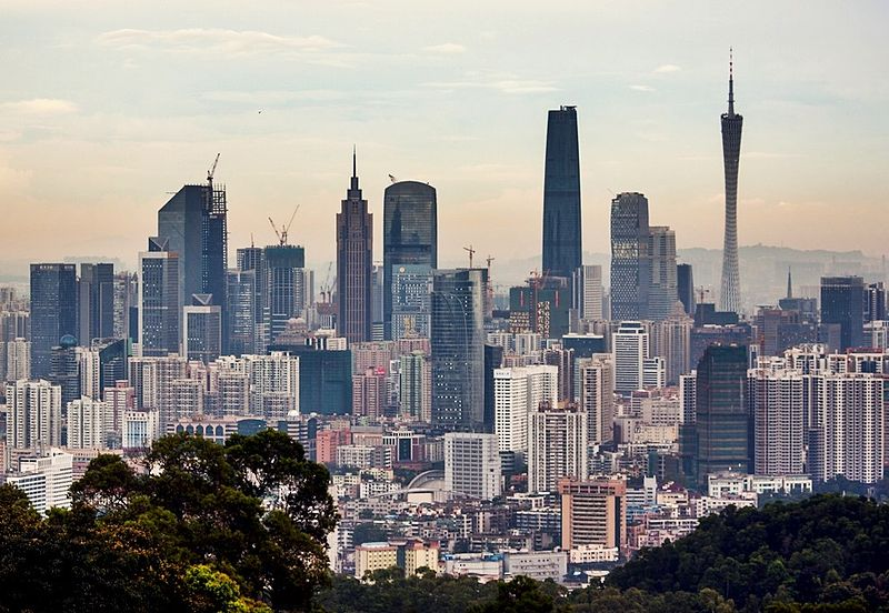 Lugares Turísticos de Guangzhou