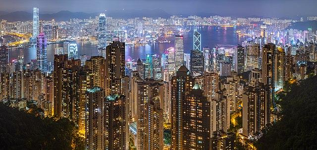 Lugares Turísticos de Hong Kong