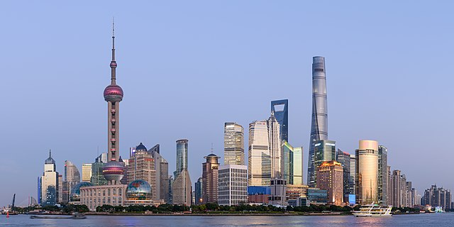 Lugares Turísticos de Shanghai