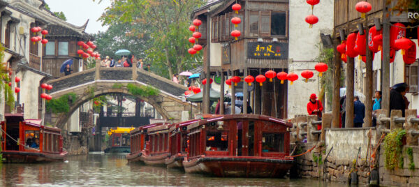 Lugares Turísticos de Suzhou