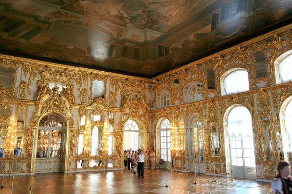 Lugares Turísticos de Tsarskoye Selo