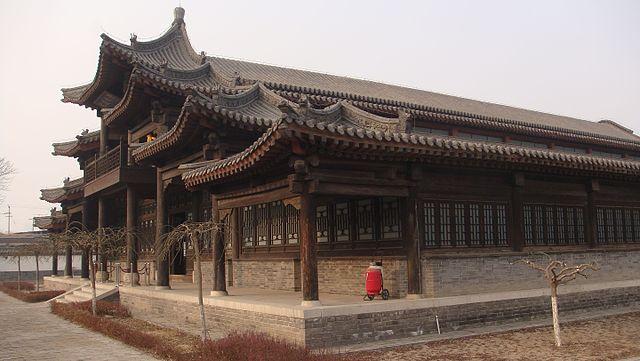 Lugares Turísticos de Baoding