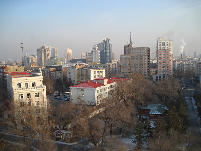 Lugares Turísticos de Qiqihar