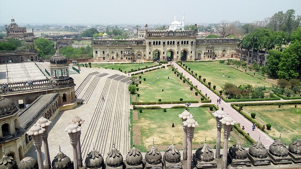 Lugares Turísticos de Lucknow