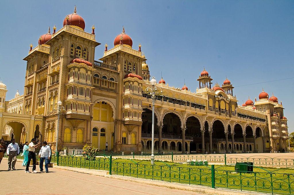 Lugares Turísticos de Mysore