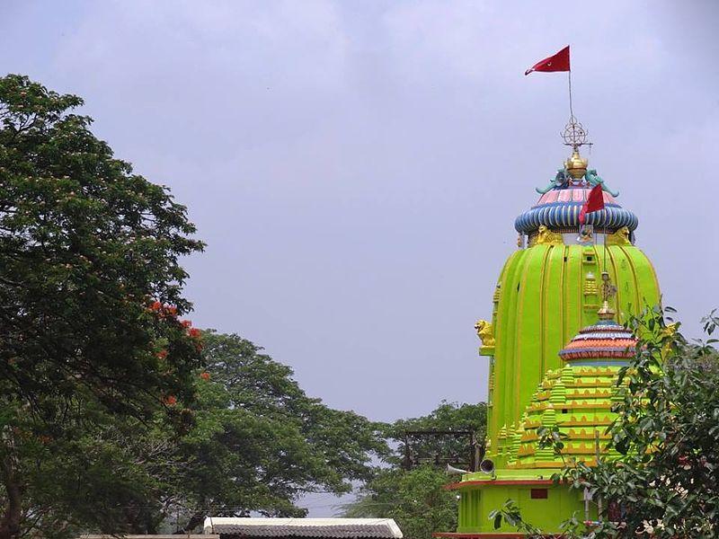 Lugares Turísticos de Odisha