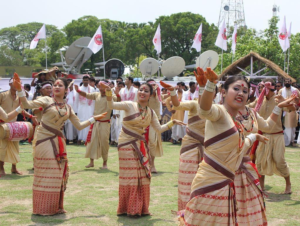 Lugares Turísticos de Assam