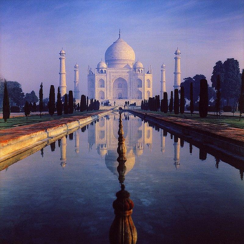 Lugares Turísticos de la antigua India