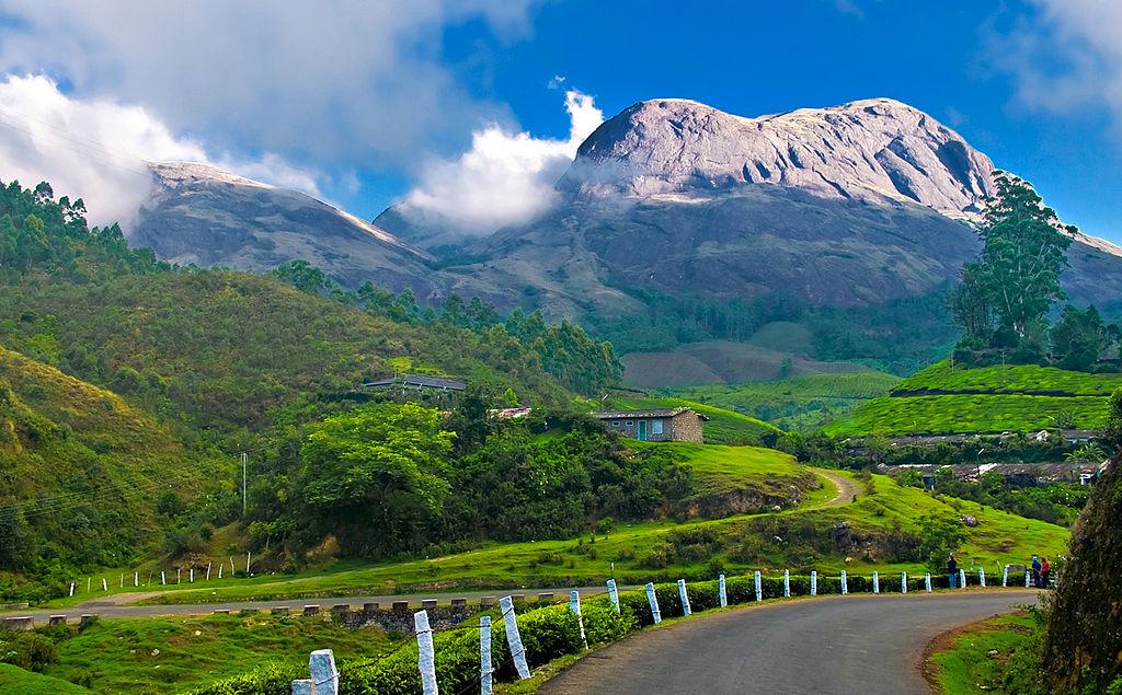 Lugares Turísticos de Kerala