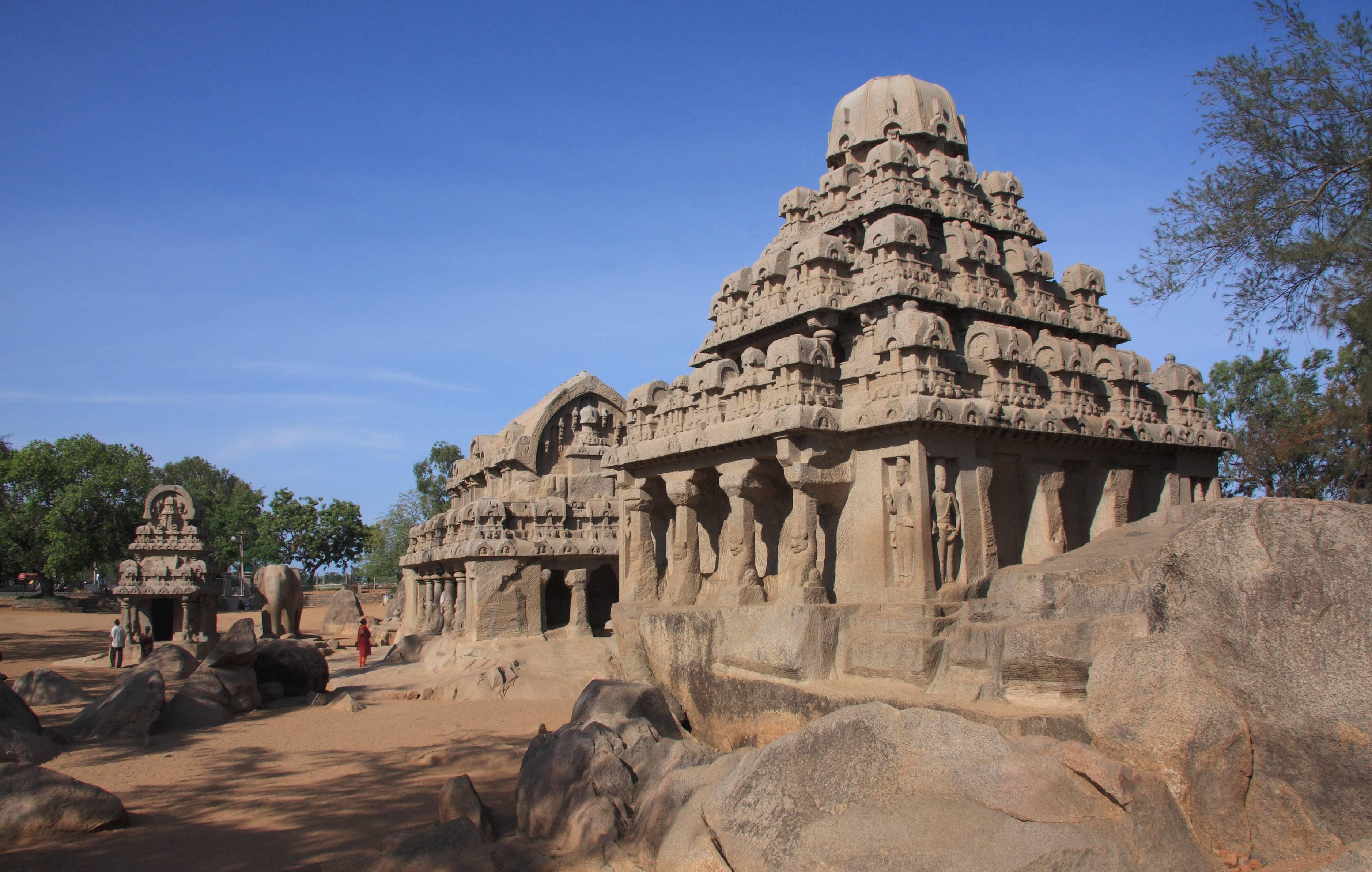 Lugares Turísticos de Tamil Nadu