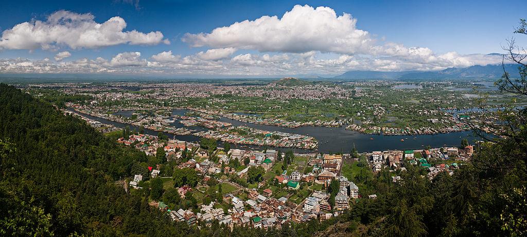 Lugares Turísticos de Srinagar
