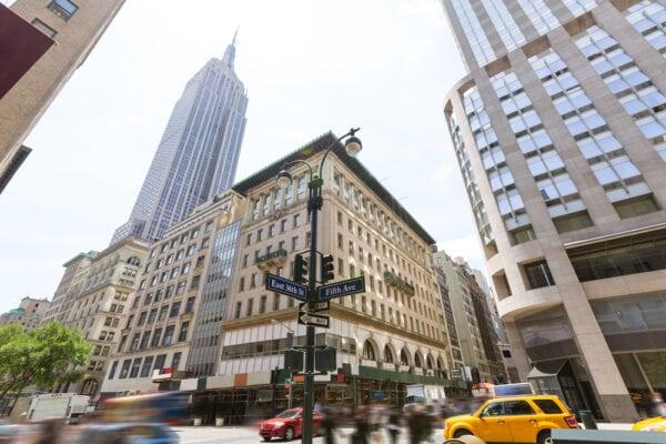 4 consejos para recorrer la Quinta Avenida hasta el Rockefeller Center