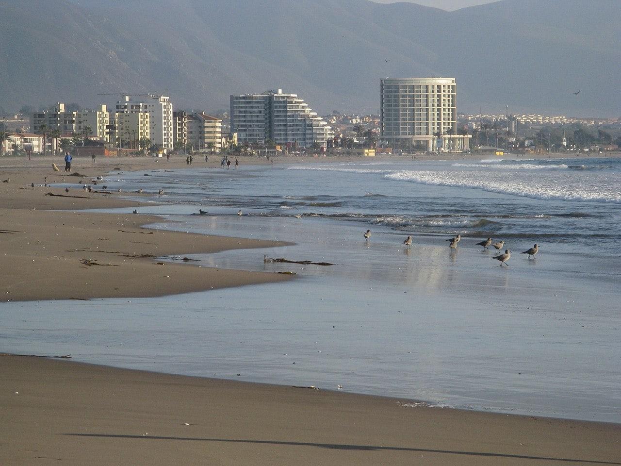 Playas de La Serena