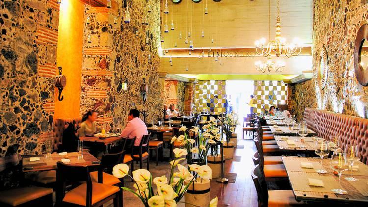¿Dónde comer en el centro histórico de México?
