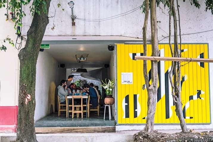 ¿Dónde comer en Chapultepec?