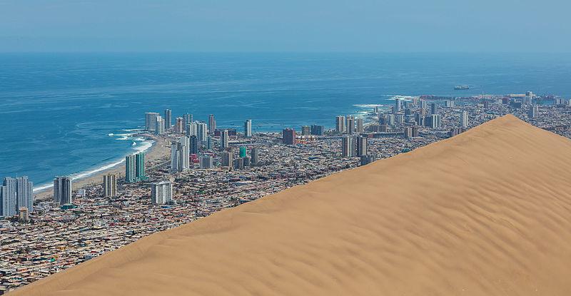 Playas de Iquique