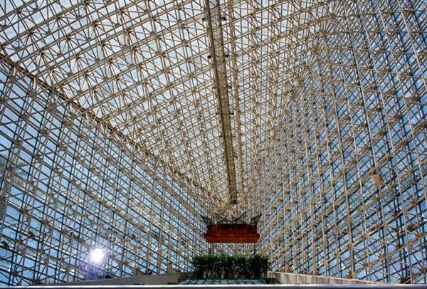 La Catedral de Cristal de Los Ángeles