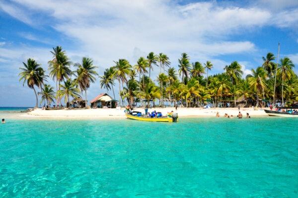Islas San Blas lugares turísticos
