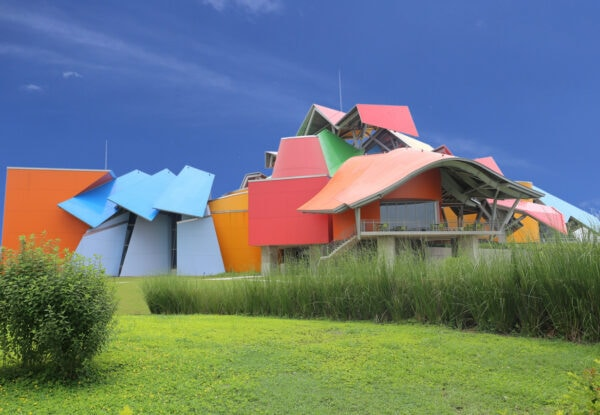 Museo de la Biodiversidad Panamá vista