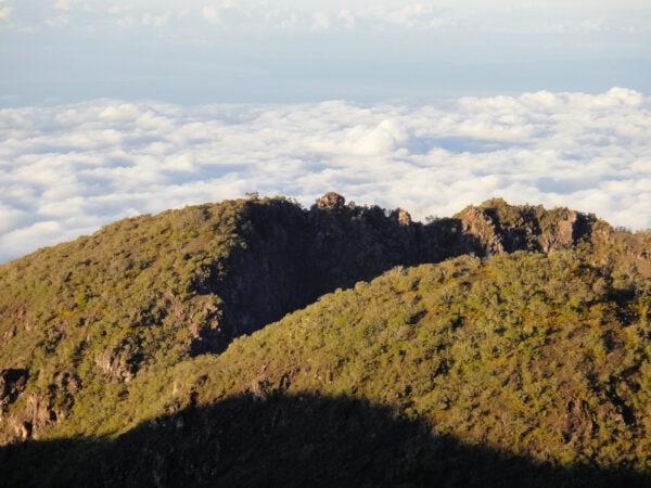 Volcán Barú top