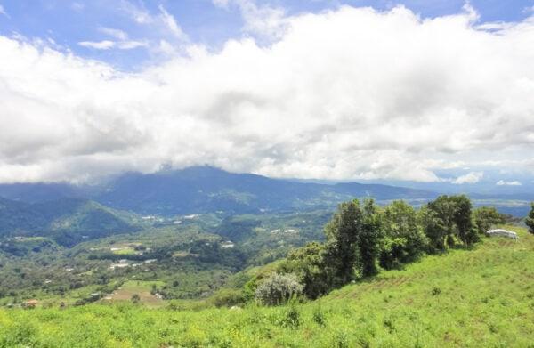 Volcán Barú viajes