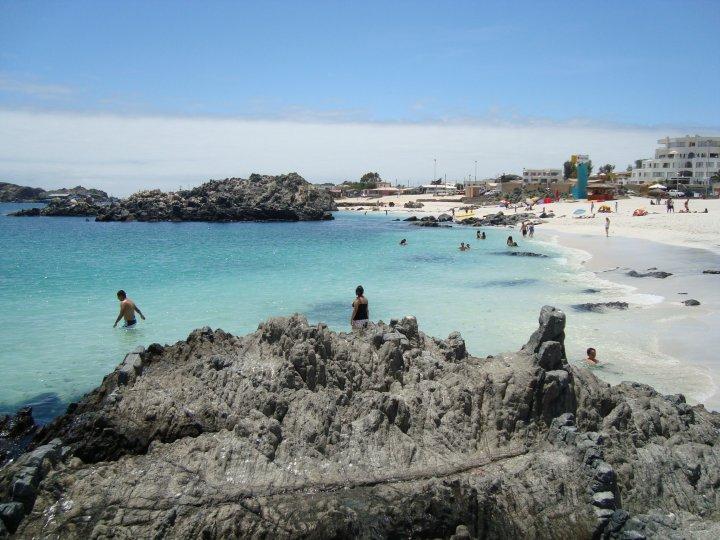 playas de Caldera