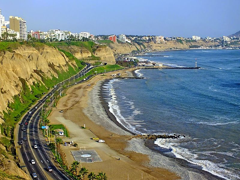 playas de Callao