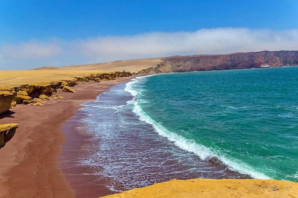 Playas De Ica