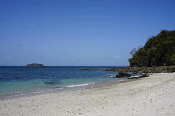 playa islas de las perlas