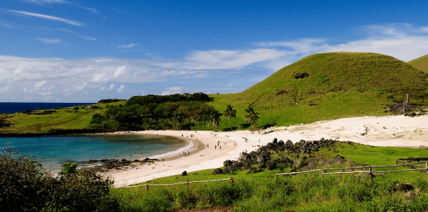 playas de Isla de Pascua