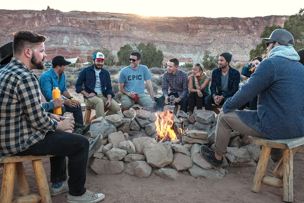 amistades en lugares para acampar en puebla