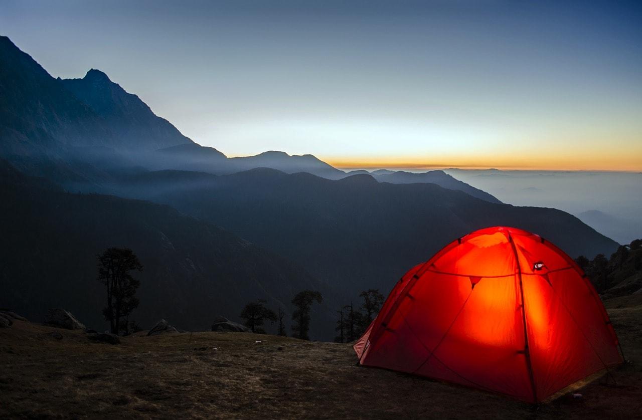 lugares para acampar en veracruz