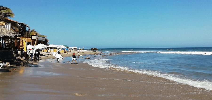 Playas De Pirua