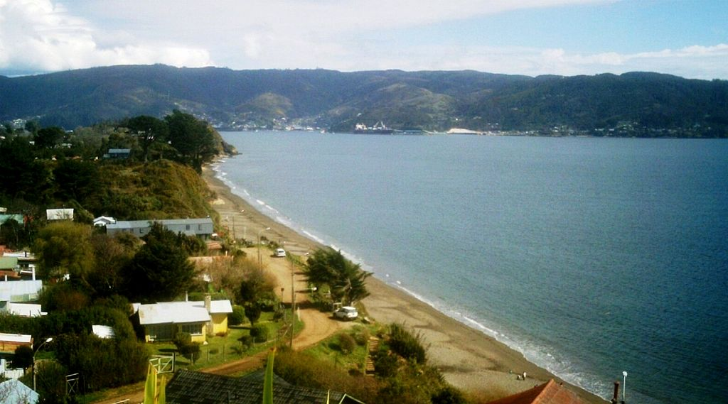 Playas de Valdivia