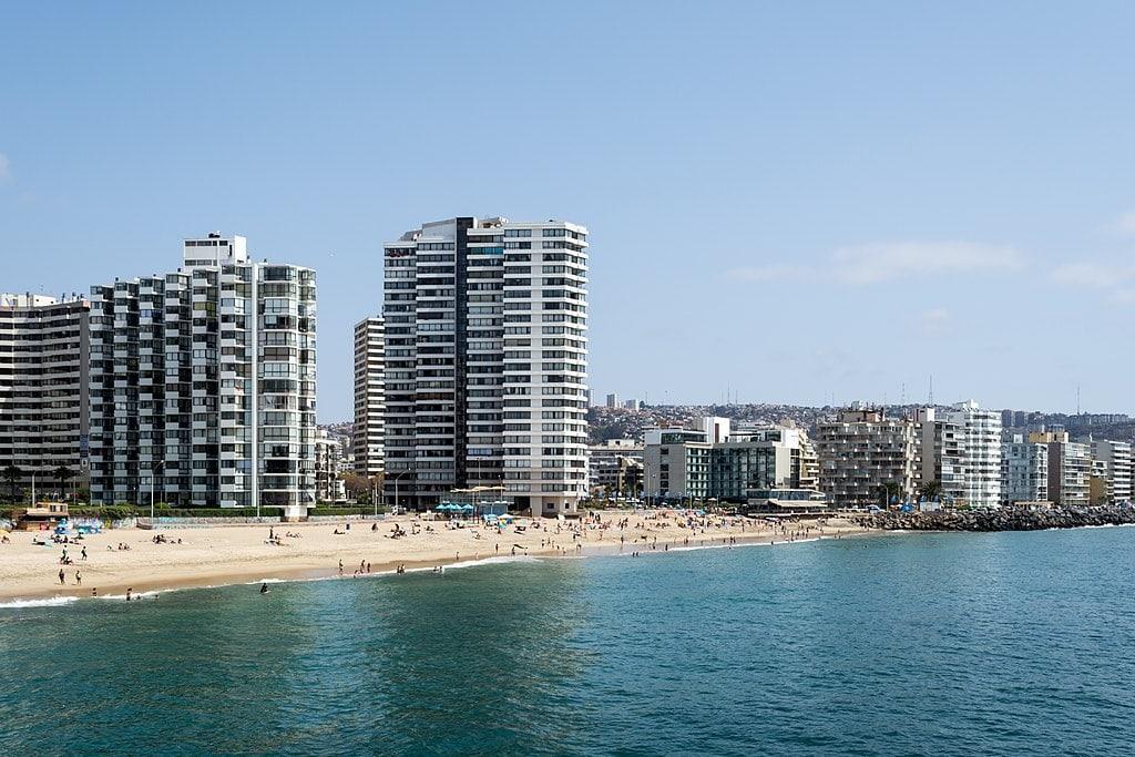 Playas De Viña Del Mar