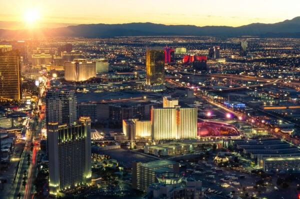 Formas de llegar a Las Vegas