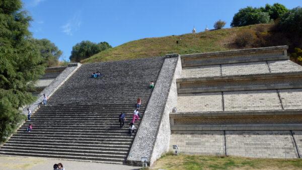 Gran Pirámide de Cholula