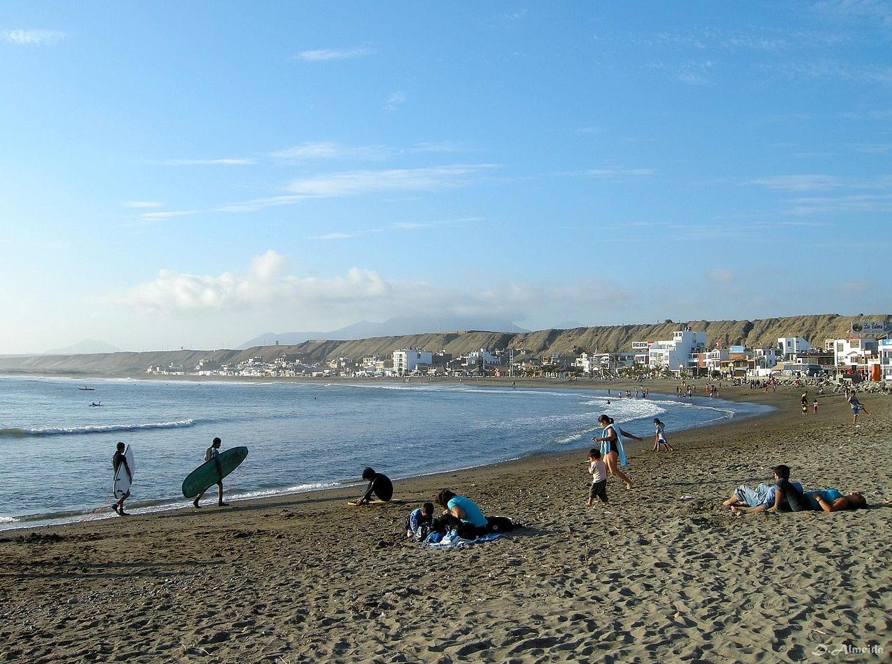 Playas Chepén